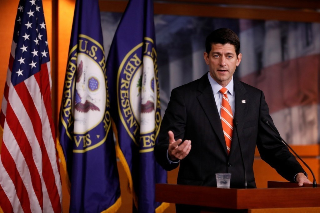 House GOP unveils budget plan that attaches major spending cuts to coming tax reform bill