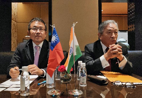 Taiwanese businesses look to India as alternative to China