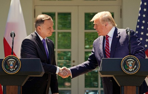 Russia will respond to new U.S. deployment in Poland: lawmakers