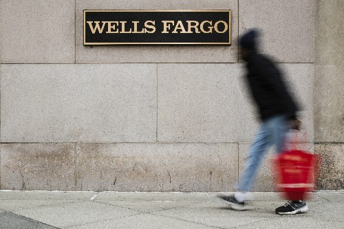 Wells Fargo 3Q profit falls 23%, revenue rises slightly