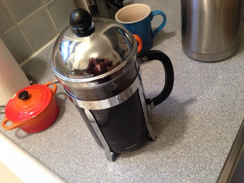 I've been making coffee with a French press for a decade — and I'm convinced it's the best way to enjoy a morning cup