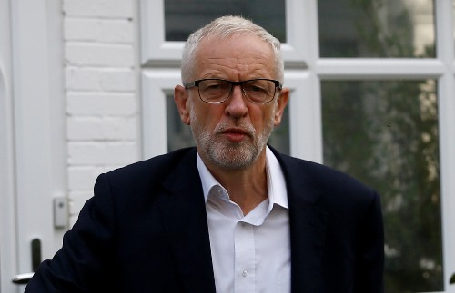 UK's Labour says it is offering other parties 'fail safe' way to stop no-deal Brexit