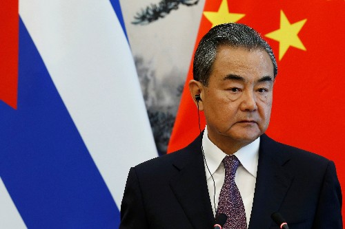 Don't open 'Pandora's Box' in Middle East, China warns