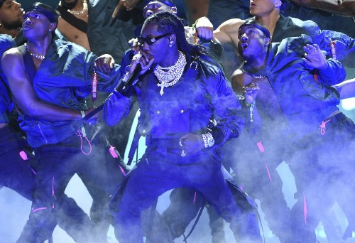 Top Shots from the BET Awards