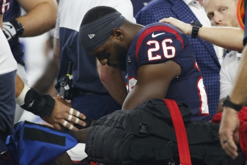 Reports: MRI confirms torn ACL for Texans RB Miller