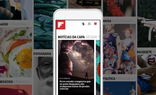 Nova edição do Flipboard é organizada em torno dos seus interesses