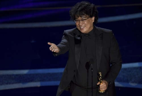 """Parasite"" Wins Big at the Oscars: Pictures"