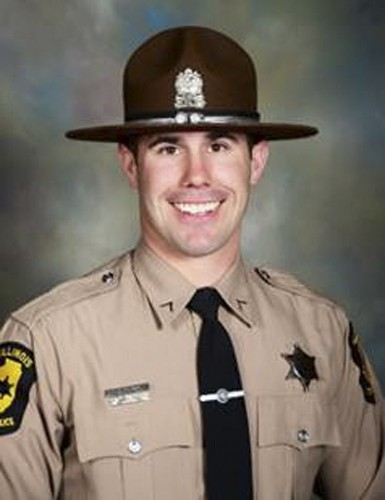 Illinois trooper serving warrant dies from gunshot wounds