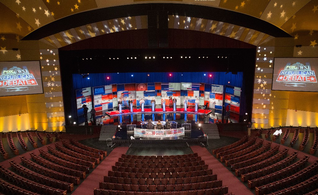 5 Topics for Republican Debate No. 4
