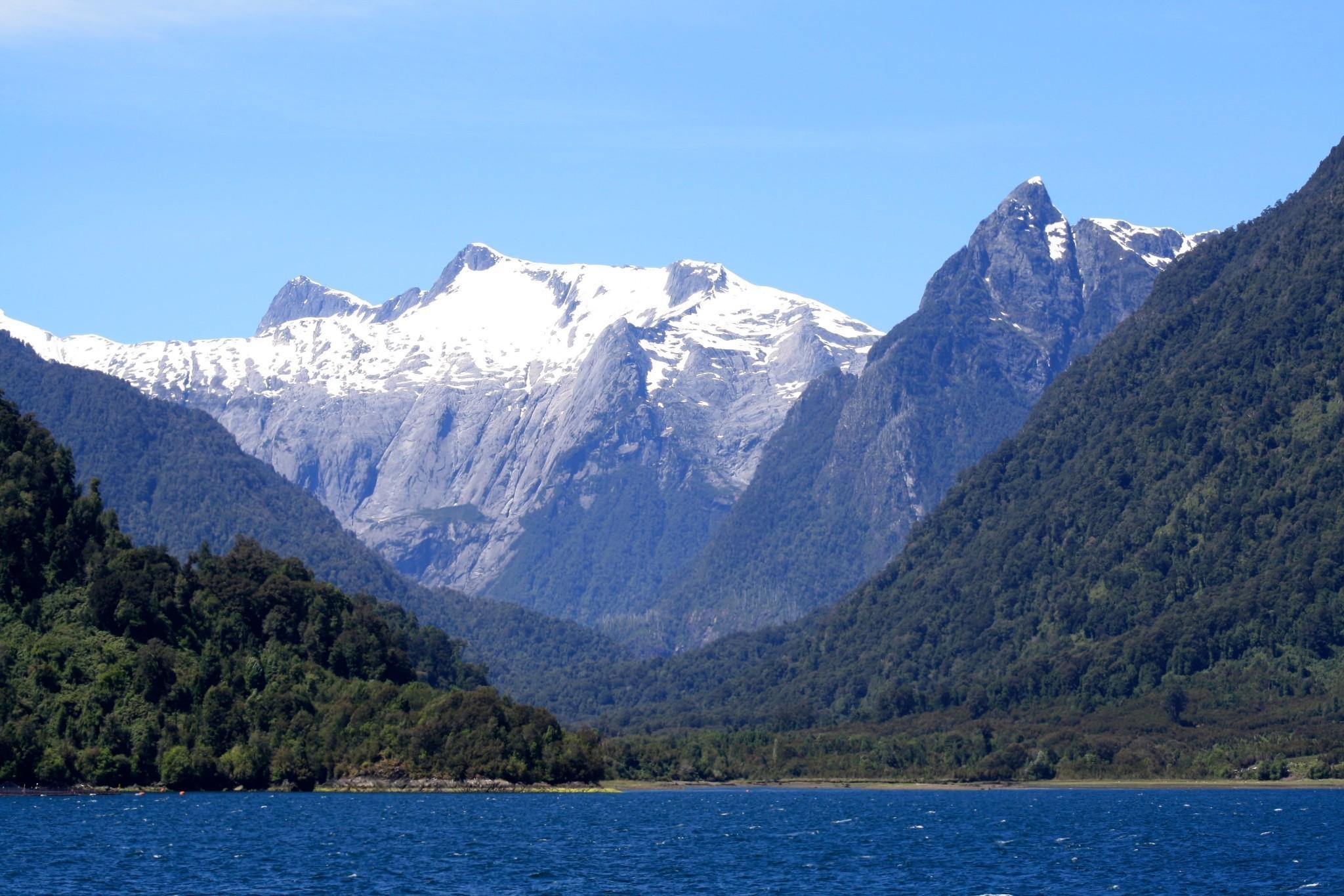 Sailing south: Patagonia by sea