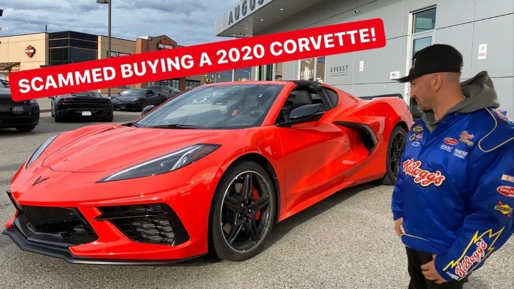 Taking Delivery Of My 2020 C8 Corvette
