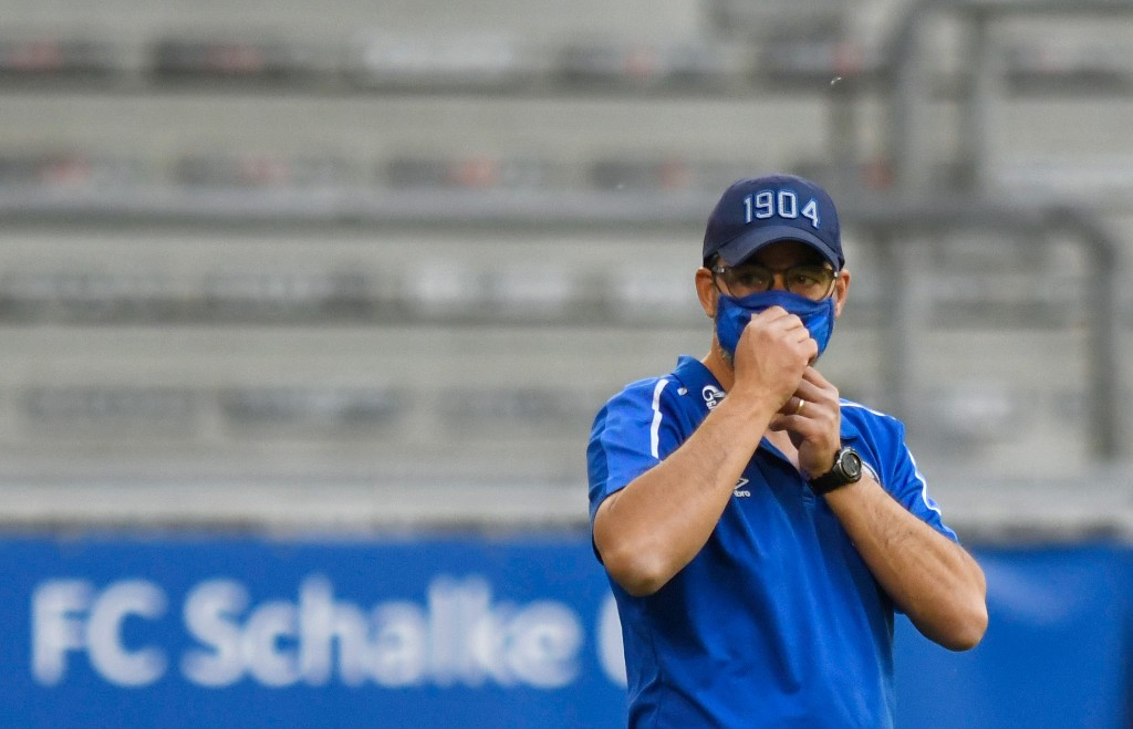 Love on the rocks as Wagner on the brink at Schalke