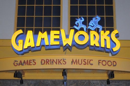 The GameWorks arcade chain is about to get an esports makeover