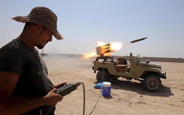 Offensive to retake Anbar begins, says Iraqi government