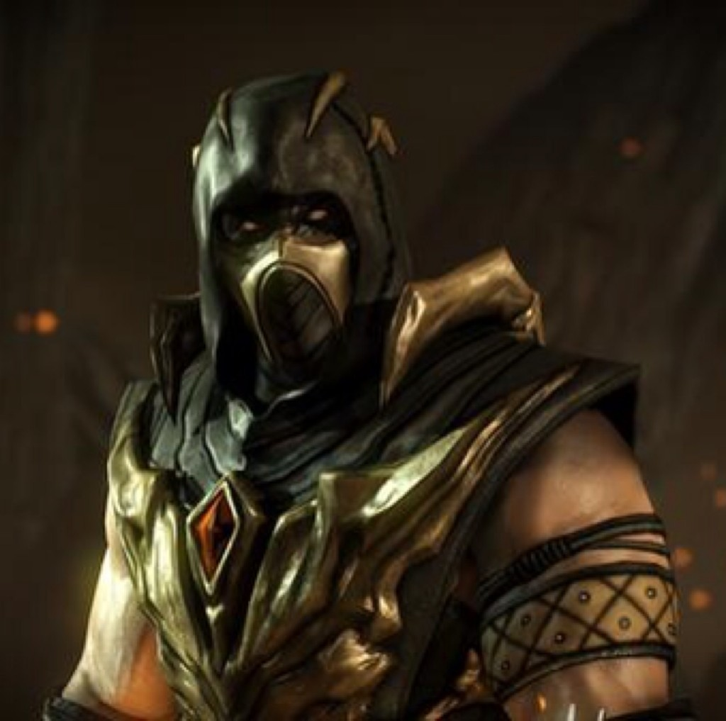 Mortal Kombat X - Magazine cover