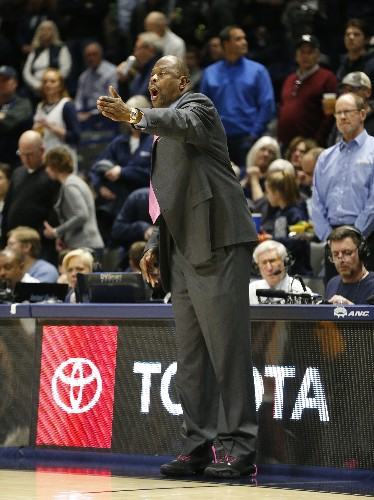 Xavier uses balanced attack to beat Georgetown