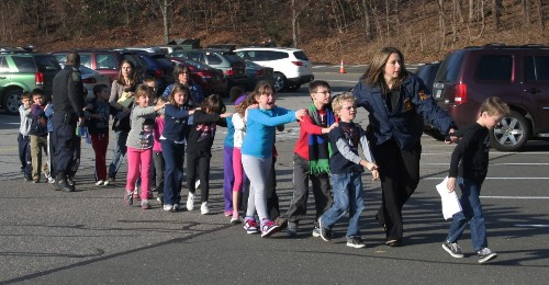 Sandy Hook in Pictures One Year Later