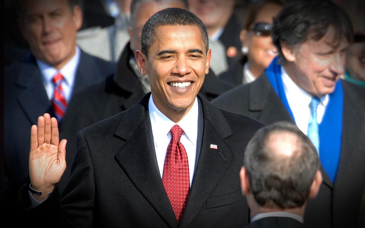 The Second Inauguration of President Barack Obama