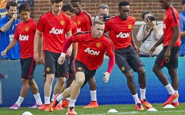 Wayne Rooney: Manchester United desperate to confirm derby against Liverpool or Manchester City with Real win