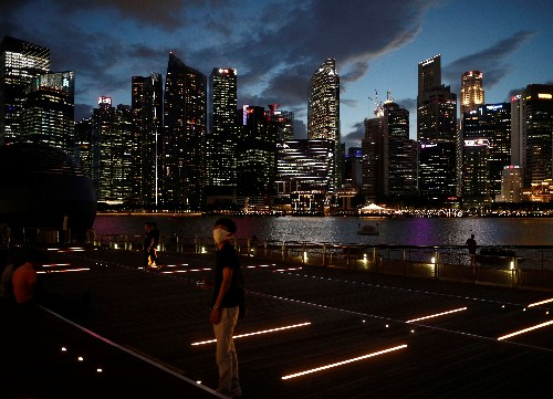 Why Singapore's admired virus playbook can't be replicated