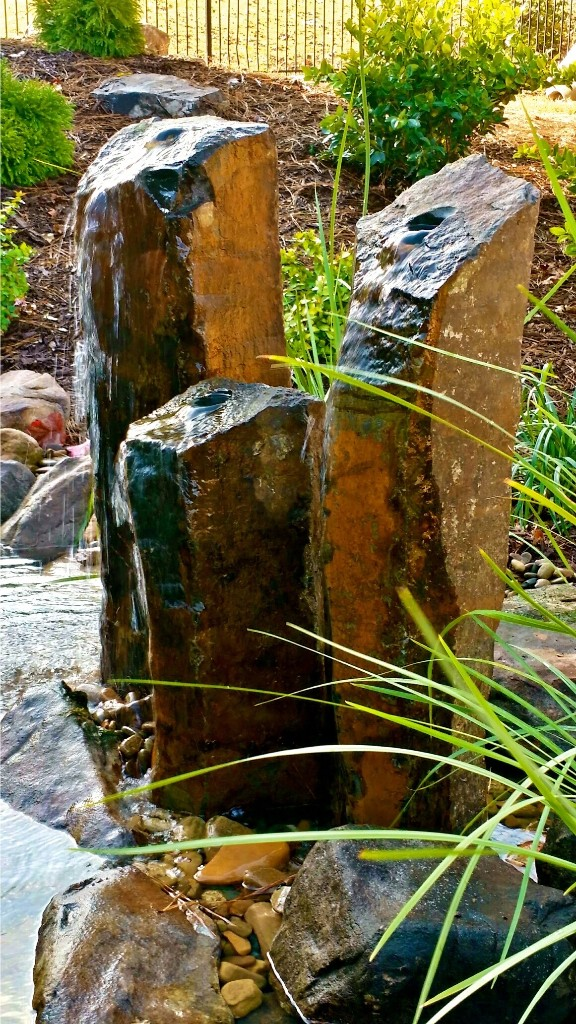 Fountains, Spillway Bowls, Bubbling Urns, Rock Column Fountains cover image