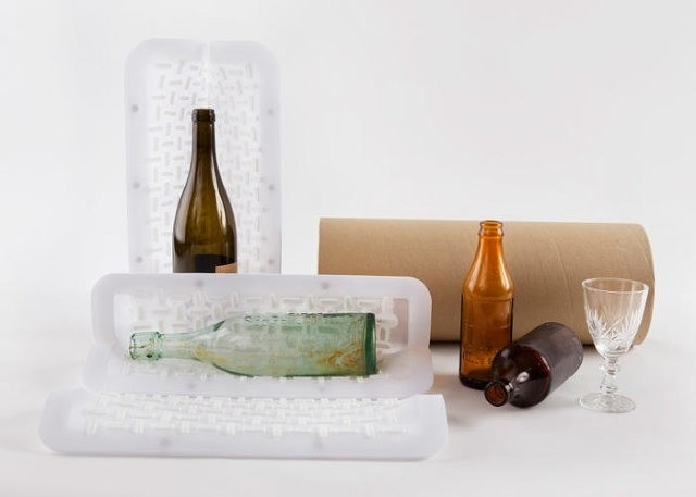 No More Bubble Wrap: A Clever Reusable Packing System Eliminates Waste