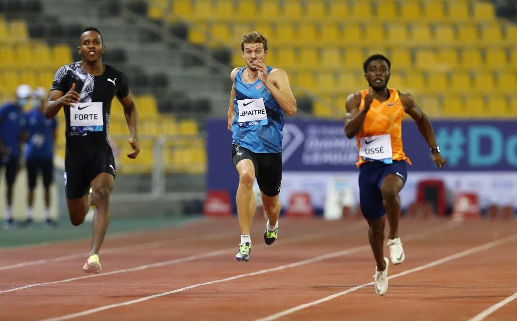 LD Doha : Duplantis victorieux, Lemaitre troisième