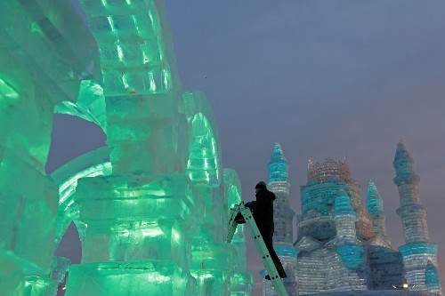 The Harbin Ice and Snow Festival: Pictures