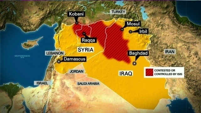 Concerns ISIS may take area near Baghdad