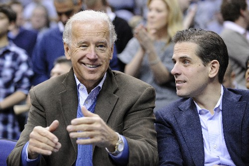 Hunter Biden denies wrongdoing in Ukraine, China dealings