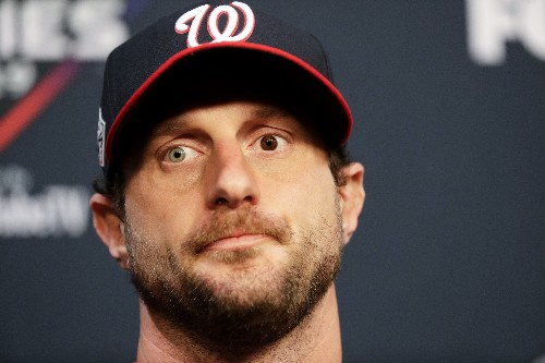 The eyes have it: Scherzer embraces 2 different eye colors