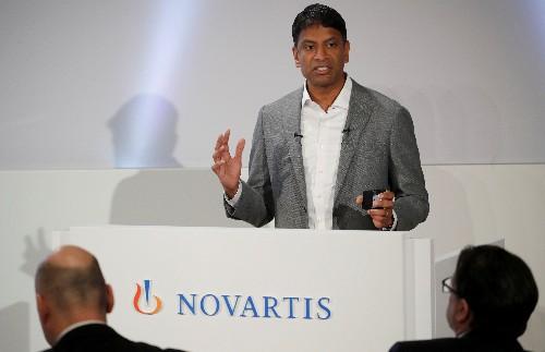 Novartis raises full-year targets, aims to settle U.S. lawsuit