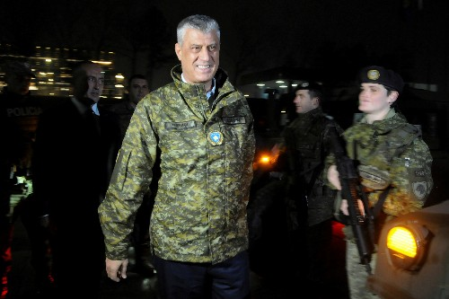 Kosovo approves new army despite Serb opposition, NATO criticism