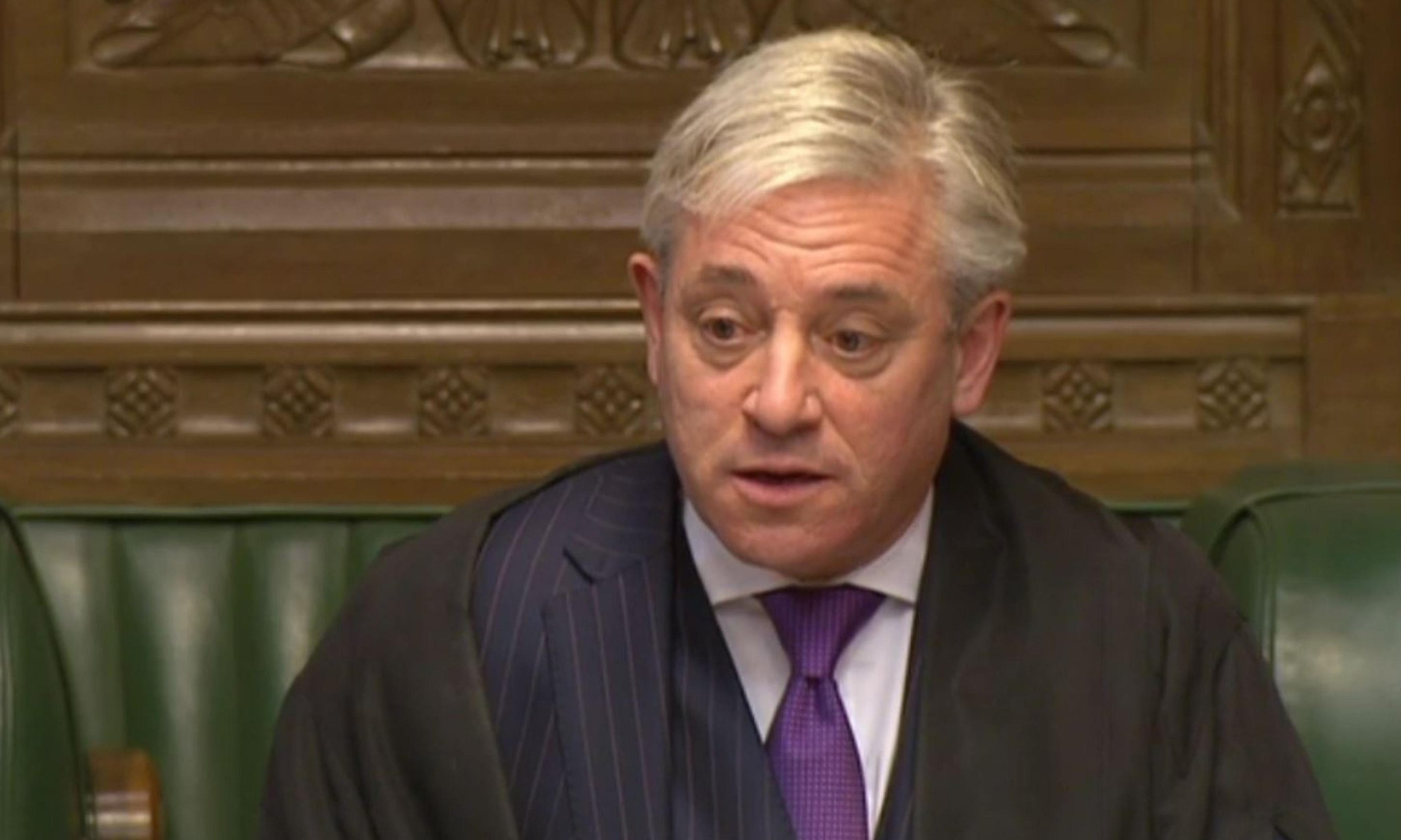 Donald Trump should not be allowed to speak in Westminster Hall, says Speaker