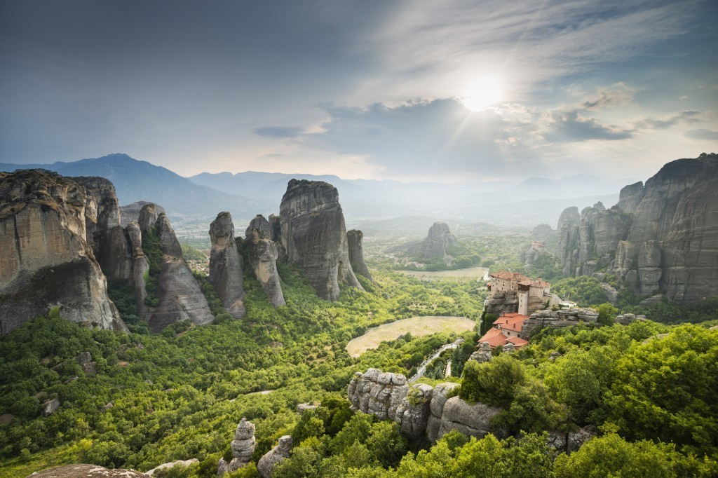 Walk this way: exploring Greece's lesser-known north