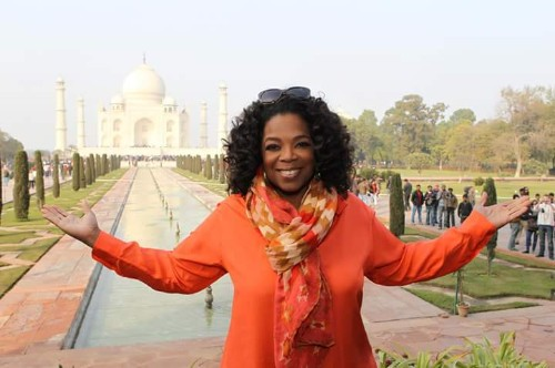 Oprah Winfrey - Cover