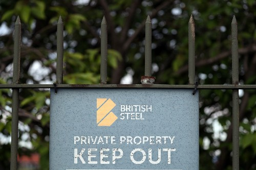 British Steel goes into liquidation after failing to secure loan