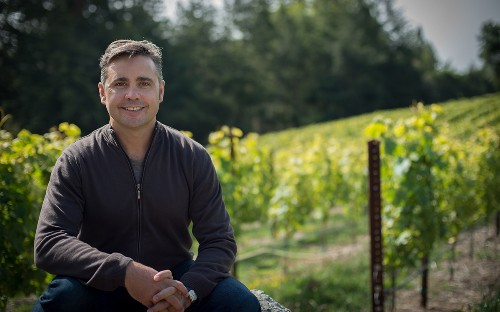 Spotlight: Wine Maker/Entrepreneur Chad Richard