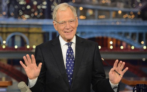 The Week in Review: Letterman Signs Off