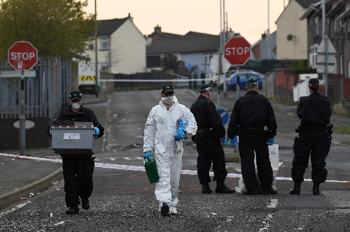 New IRA apologises for killing of Northern Ireland journalist