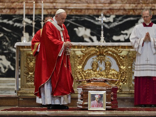 Vatican formally opens debate on married priests in Amazon