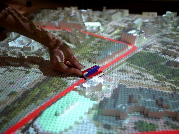 Using Legos as a Legitimate Urban Planning Tool