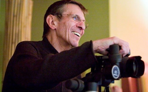 Leonard Nimoy's 'Secret' Talent: A Look Back at His Intimate Photography Exhibition