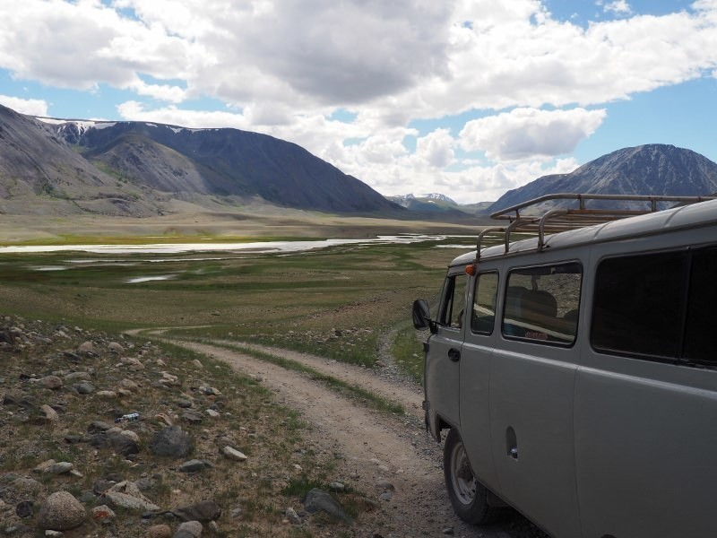 In the shadow of Tavan Bogd: wild western Mongolia
