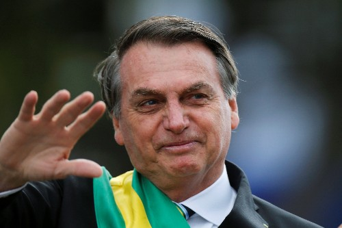 Brazil's Bolsonaro to leave hospital on Monday, rest at home