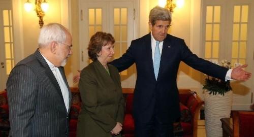 Kerry seeks breakthrough in troubled Iran nuclear talks