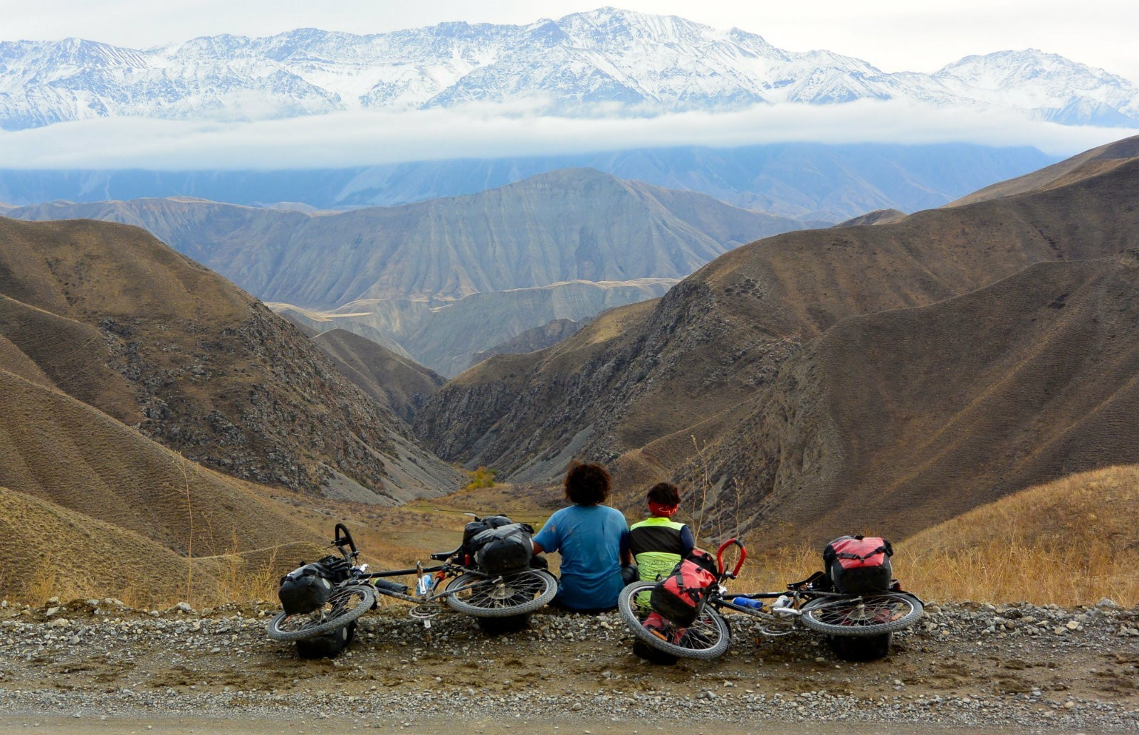 Bikepacker tales: how to see the world from a saddle