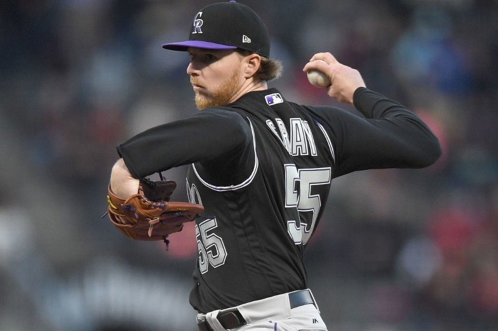 Colorado Rockies starting rotation has five spots for eight pitchers