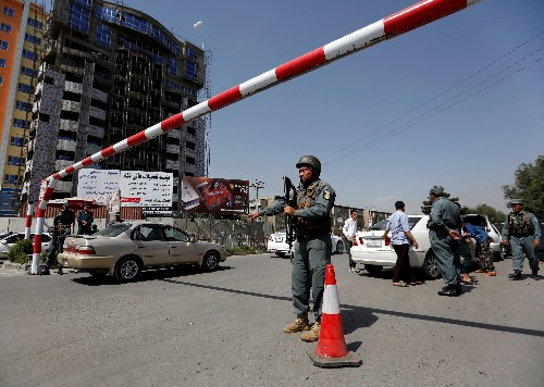 Kabul's expanding foreigner 'bubble' trades safety for isolation