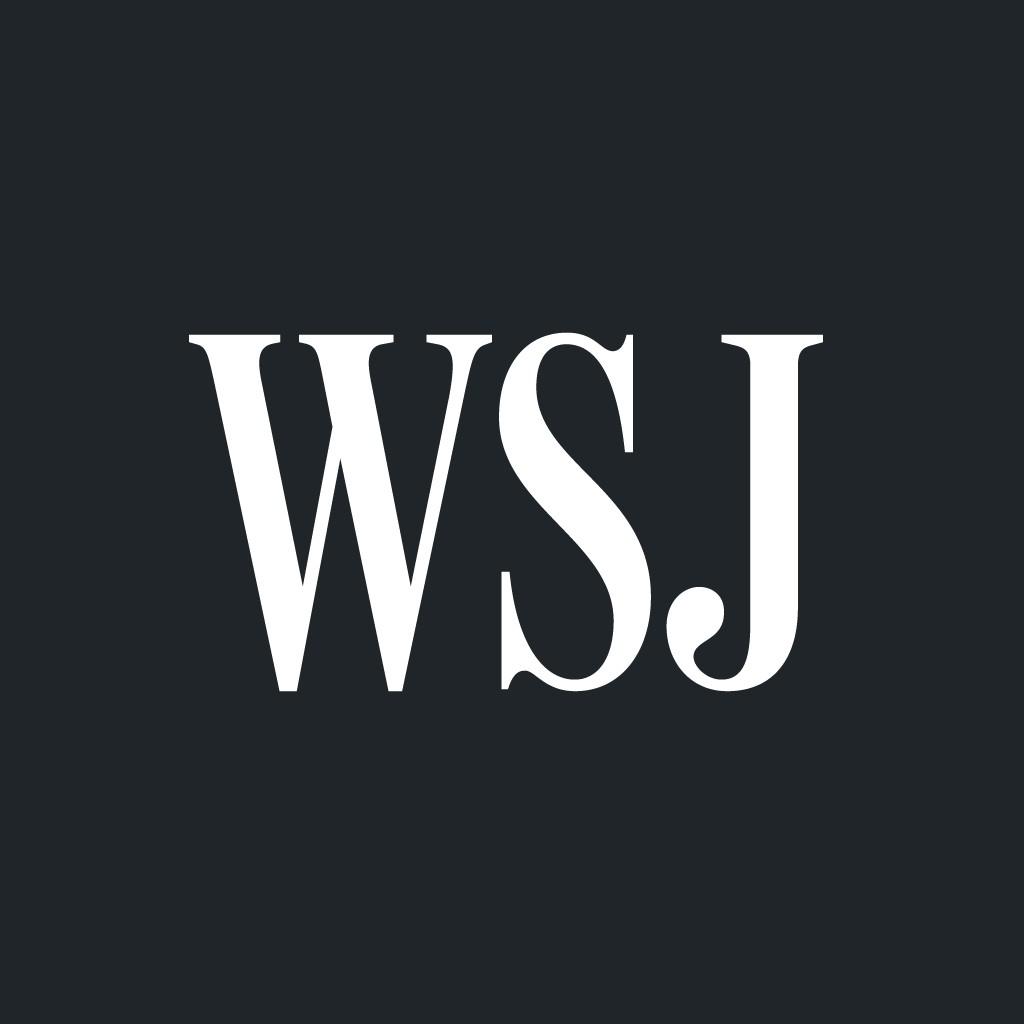 WSJ - Magazine cover